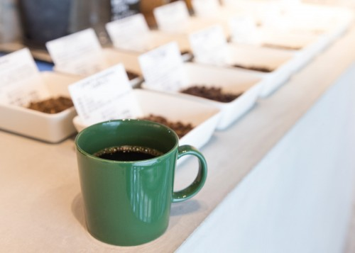 ホットコーヒー 380円