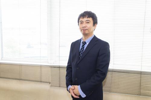 紅茶鑑定士・米山欣志さん