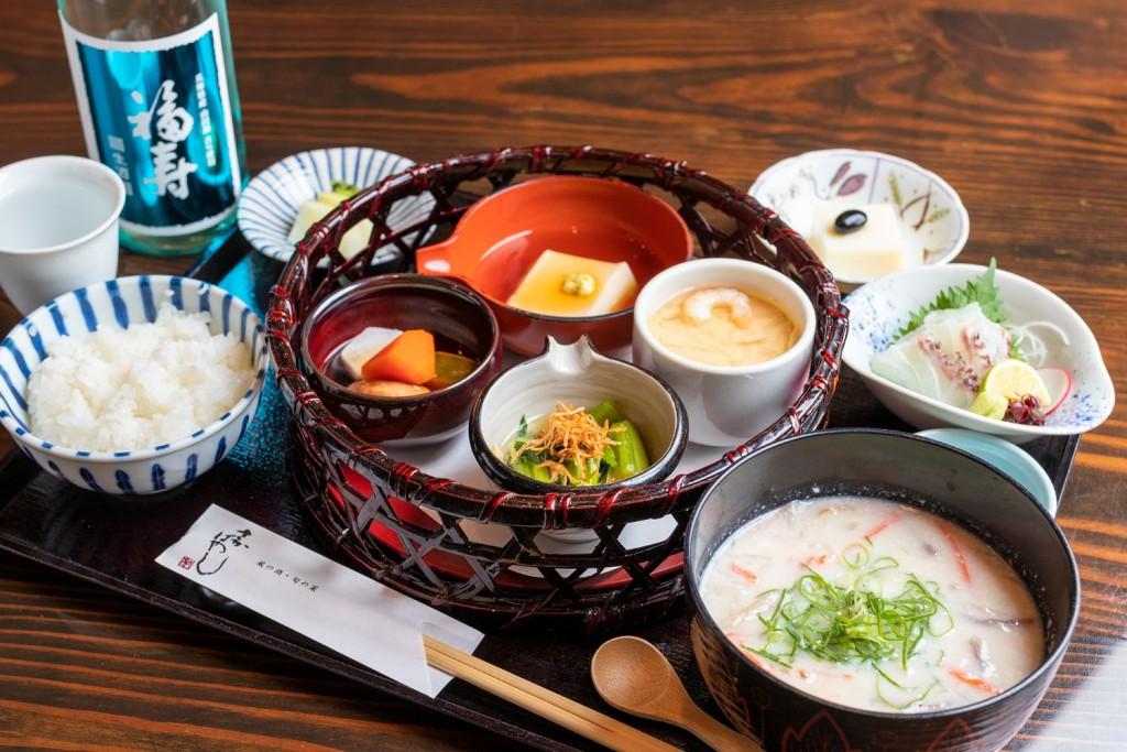 粕汁膳 1,950円