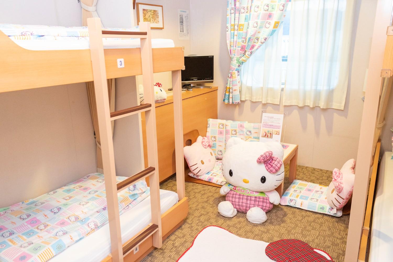 特別仕様の部屋、キャラクタールーム「ハローキティルーム」