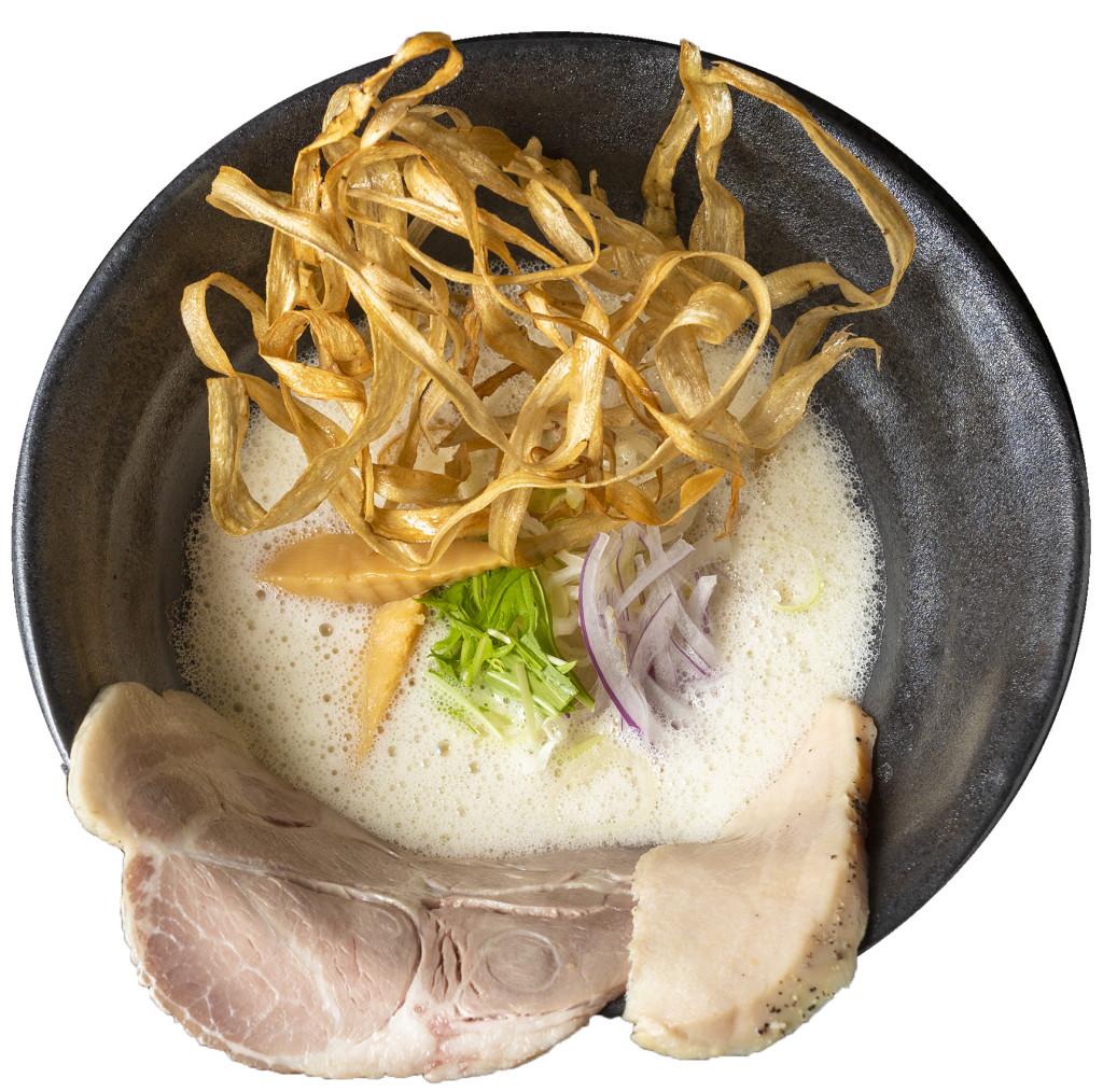 鶏soba 並 880円(税込)