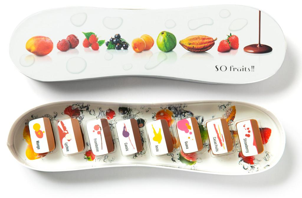 SO fruits!!(8個入) 3,240円(税込)