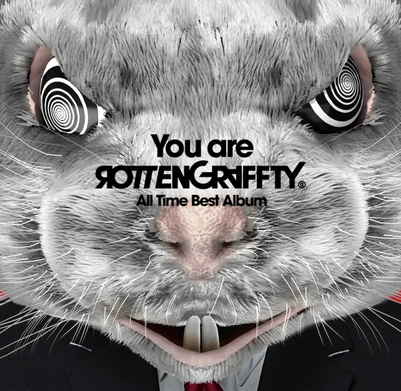 All Time Best Album 『You are ROTTENGRAFFTY』(通常版)
